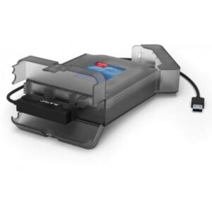 Кишеня зовнішня Maiwo K104A USB 3.0 – SATA III, с блоком питания 12В/2А (K10435)