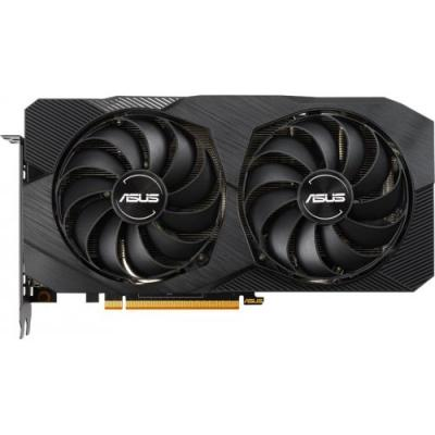 Відеокарта ASUS Radeon RX 5500 XT 8192Mb DUAL OC EVO (DUAL-RX5500XT-O8G-EVO)