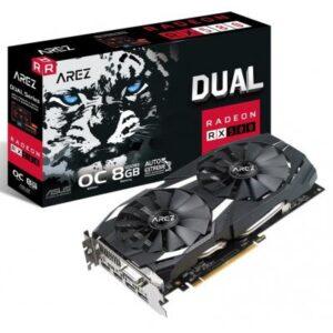 Відеокарта ASUS Radeon RX 580 8192Mb AREZ DUAL OC (AREZ-DUAL-RX580-O8G)