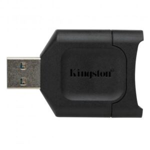 Зчитувач флеш-карт Kingston USB 3.1 SDHC/SDXC UHS-II MobileLite Plus (MLP)