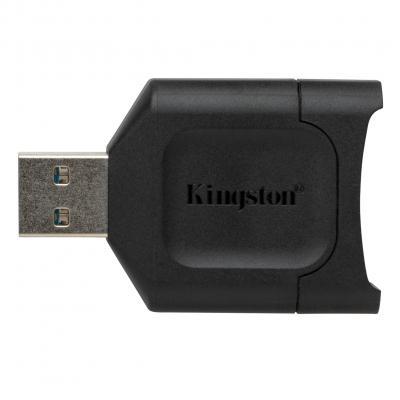Зчитувач флеш-карт Kingston MobileLite Plus USB 3.1 SDHC/SDXC UHS-II (MLP)
