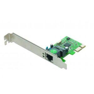 Контролер 1000 Base-TX PCI-E Realtek GEMBIRD (NIC-GX1)