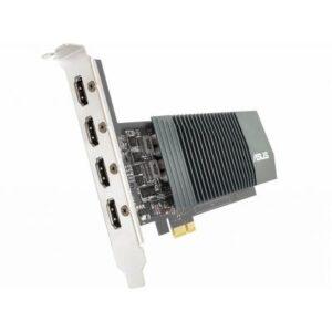 Відеокарта ASUS GeForce GT710 2048Mb Silent 4*HDMI (GT710-4H-SL-2GD5)