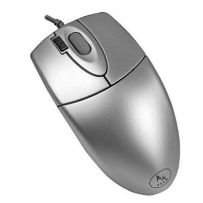 Мишка A4tech OP-620D Silver-USB