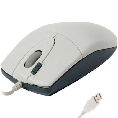 Мишка A4tech OP-620D White-USB