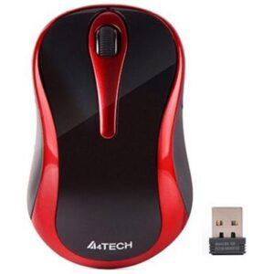 Мишка A4tech G3-280N Black-Red