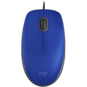 Мишка Logitech M110 Silent Blue (910-005488)