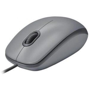 Мишка Logitech M110 Silent Gray (910-005490)