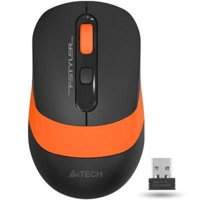 Мишка A4tech FG10 Orange