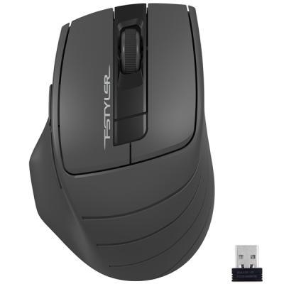 Мишка A4tech FG30 Grey