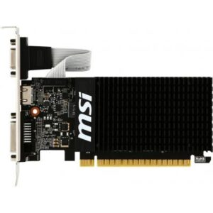 Відеокарта GeForce GT710 2048Mb MSI (GT 710 2GD3H LP)