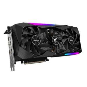 Відеокарта GIGABYTE GeForce RTX3070 8Gb AORUS MASTER (GV-N3070AORUS M-8GD)