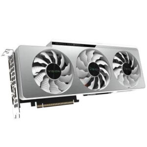Відеокарта GIGABYTE GeForce RTX3080 10Gb VISION OC (GV-N3080VISION OC-10GD)