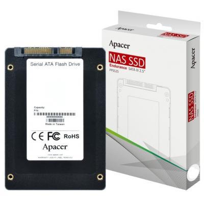 """Накопичувач SSD 2.5"""" 128GB Apacer (AP128GPPSS25-R)"""