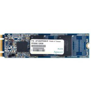 Накопичувач SSD M.2 2280 128GB Apacer (AP128GPPSS80-R)