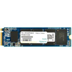 Накопичувач SSD M.2 2280 512GB Apacer (AP512GPP3480-R)