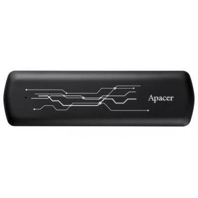 Накопичувач SSD USB 3.2 512GB Apacer (AP512GAS722B-1)