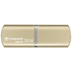 USB флеш накопичувач Transcend 32GB JetFlash 820, Gold Plating, USB 3.0 (TS32GJF820G)