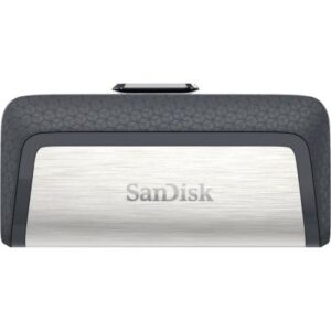 USB флеш накопичувач SANDISK 128GB Ultra Dual USB 3.0/Type-C (SDDDC2-128G-G46)