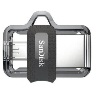USB флеш накопичувач SANDISK 256GB Ultra Dual Drive USB 3.0 OTG (SDDD3-256G-G46)