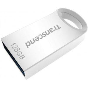 USB флеш накопичувач Transcend 128GB JetFlash 710 Silver USB 3.0 (TS128GJF710S)