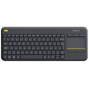 Клавіатура Logitech K400 Plus dark RU (920-007147)