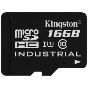 Карта пам'яті Kingston 16GB microSD class 10 USH-I (SDCIT/16GBSP)