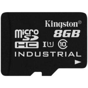 Карта пам'яті Kingston 8Gb microSDHC class 10 USH-I (SDCIT/8GBSP)