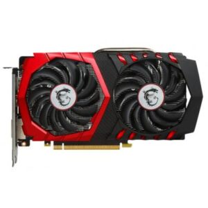 Відеокарта MSI GeForce GTX1050 Ti 4096Mb GAMING X (GTX 1050 Ti GAMING X 4G)