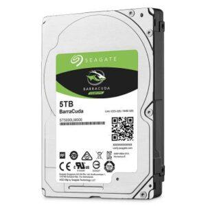 Жорсткий диск для ноутбука 2.5″ 5TB Seagate (ST5000LM000)