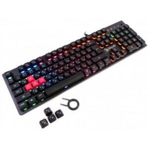 Клавіатура A4tech Bloody B160N Black