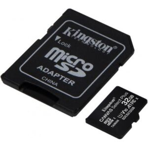 Карта пам'яті Kingston 2x32GB microSD class 10 U1 V10 A1 Canvas Select Plus (SDCS2/32GB-2P1A)