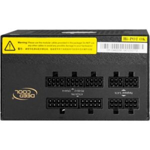 Блок живлення Deepcool 600W (DA600-M)