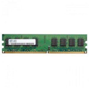 Модуль пам'яті для комп'ютера DDR2 2GB 800 MHz Samsung (M378T5663SH3-CF7)