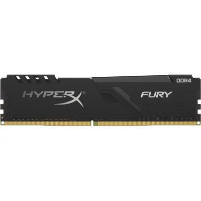 DDR4 16GB 2400 MHz Fury Black