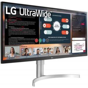 Монітор LG 34WN650-W