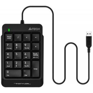 Клавіатура A4tech FK13P Black