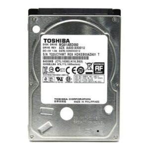 Жорсткий диск для ноутбука 2.5″ 500GB TOSHIBA (# MQ01ABD050 #)