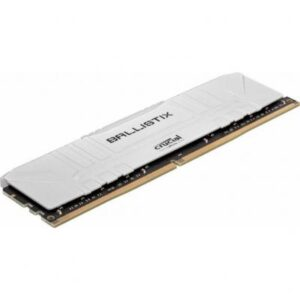Модуль пам'яті для комп'ютера DDR4 16GB 2666 MHz Ballistix White MICRON (BL16G26C16U4W)