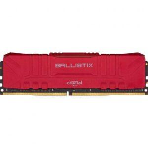 Модуль пам'яті для комп'ютера DDR4 16GB 3600 MHz Ballistix Red MICRON (BL16G36C16U4R)