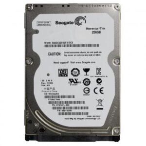 Жорсткий диск для ноутбука 2.5″ 250GB Seagate (# ST250LT003 #)