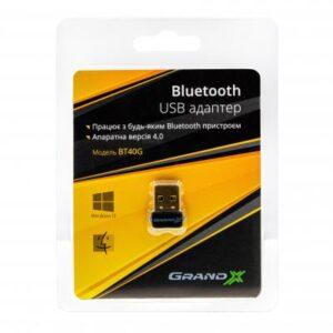 Bluetooth-адаптер Grand-X BT40G