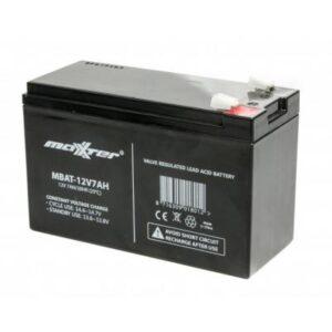 Батарея до ДБЖ Maxxter 12V 7AH (MBAT-12V7AH)