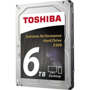 Жорсткий диск 3.5″ 6TB TOSHIBA (HDWE160UZSVA)