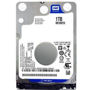 Жорсткий диск для ноутбука 2.5″ 1TB WD (#WD10SPZX-FR#)