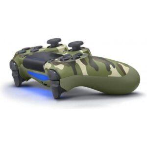 Геймпад SONY PS4 Dualshock 4 V2 Green Cammo