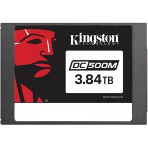 Накопичувач SSD 2.5″ 3.84TB Kingston (SEDC500M/3840G)