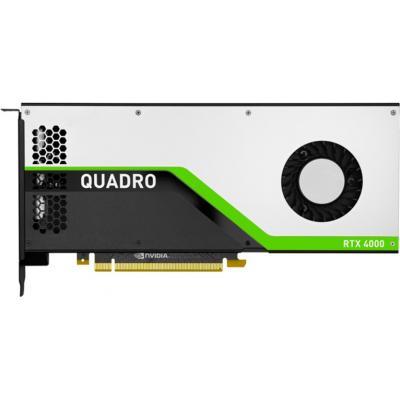 Відеокарта QUADRO RTX 4000 8192MB PNY (VCQRTX4000-BSP)