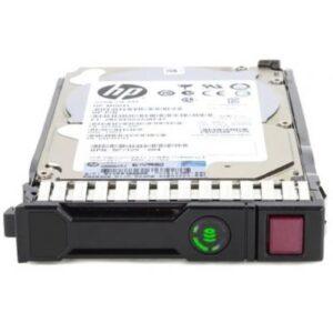 Жорсткий диск для сервера HP 1TB SATA 7.2K LFF SC HDD (861691-B21)
