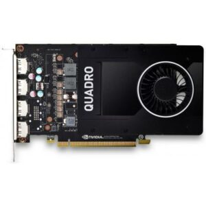 Відеокарта QUADRO P2200 5120MB HP (6YT67AA)